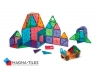 Magna-Tiles® Clear Colors 48 Piece DX Set