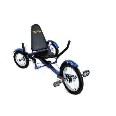 Tri-Ton-The Ultimate Three-Wheeled Cruiser