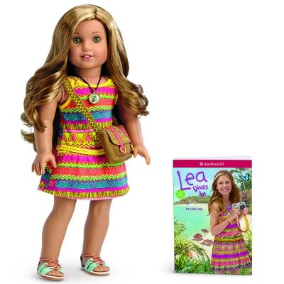 Lea Doll & Book