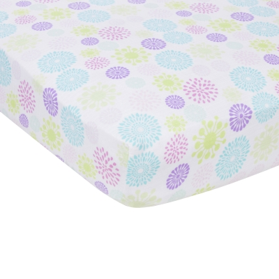 MiracleWare Cotton Muslin Crib Sheet