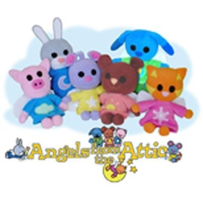 The Angels from the Attic - Plush Toys