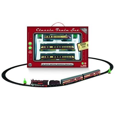 Deluxe Classic Train Set