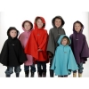 Eco-Friendly Kid's Rain Poncho