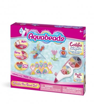 Aquabeads-Double Pen Bead Set