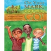 Children's Fiction Hard Cover Picture Book-On Your Mark, Get Set, Go!