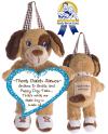 Puppy Dog Treasure Pocket a-door-nimal
