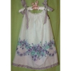 Vintage Birthday Girl Pillow Case Dress