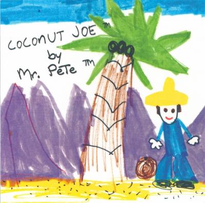 Coconut Joe CD by Mr. Pete®