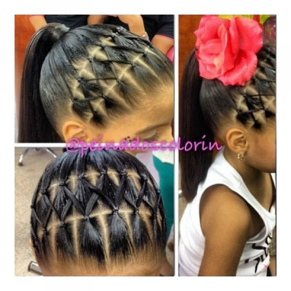 15 Awesome Kid Hair Ideas Creative Child