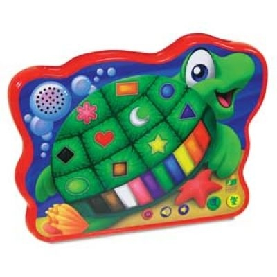 Touch and Learn - Colors & Shapes Turtle