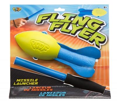 POOF Fling Flyer