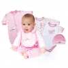 Hudson Baby Carousel Horse Layette Collection