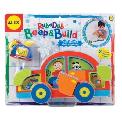 RubaDub® Beep & Build