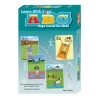 Learn With Yoga: ABC Yoga Cards for Kids