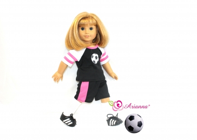 Arianna® Go For the Goal Soccer Outfit