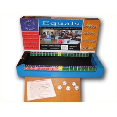 Equals:  The Game of Strategy for the Basic Facts