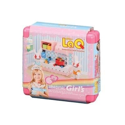 LaQ Imaginal Girls-750Pcs