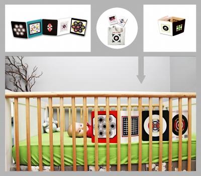 Eye Games for Baby Gift Set
