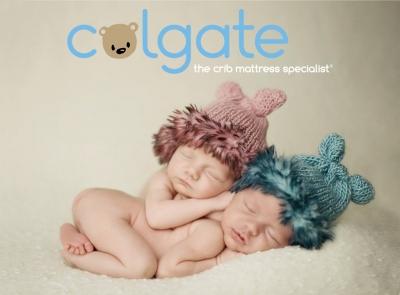 Colgate EverTrue Diamond is Crib Mattress