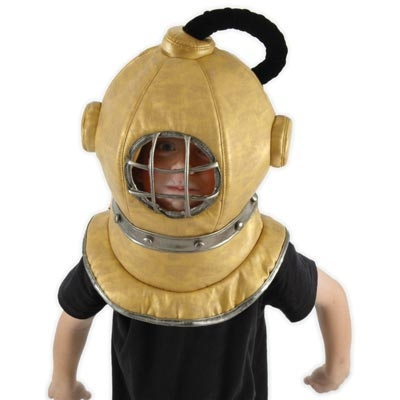 Diving Bell Hat