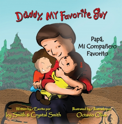 Daddy, My Favorite Guy - English/Spanish