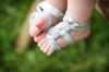 Glamorous-Silver Gladiator Sandal