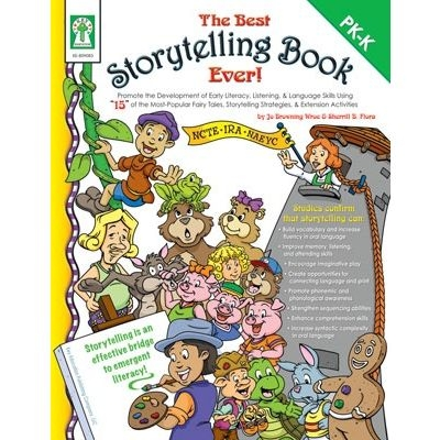 The Best Storytelling Book Ever!