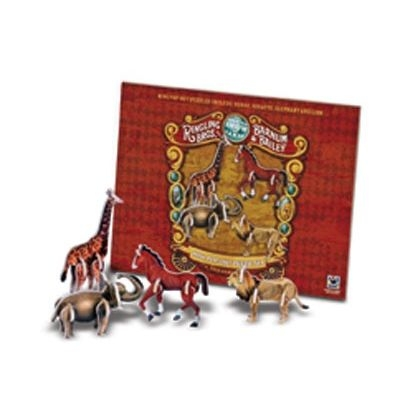 Ringling Brothers and Barnum & Bailey™ Mini Pop-Out Puzzles