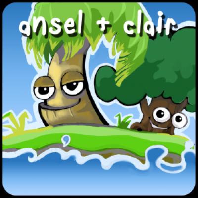 Ansel & Clair: Little Green Island