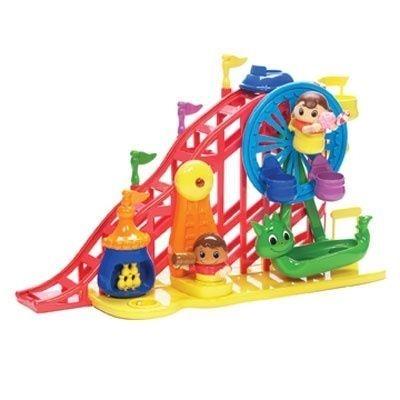 Pop on Pals Amusement Park