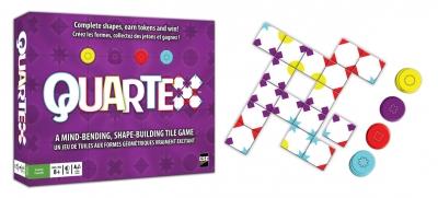 Quartex Board Game