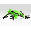 Tadpole/Frog Reversible Puppet