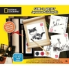 National Geographic Sumi-E Artist Japanese Painting Kit