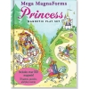 Mega MagnaForms Princess Magnetic Play Set