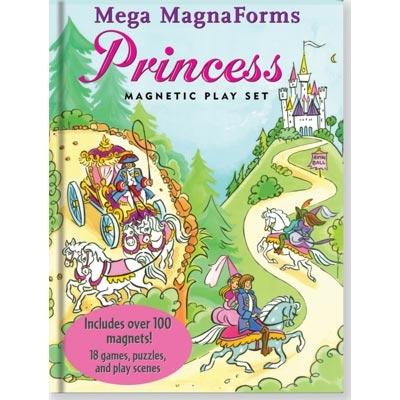 Mega MagnaForms Princess Magnetic Play Set