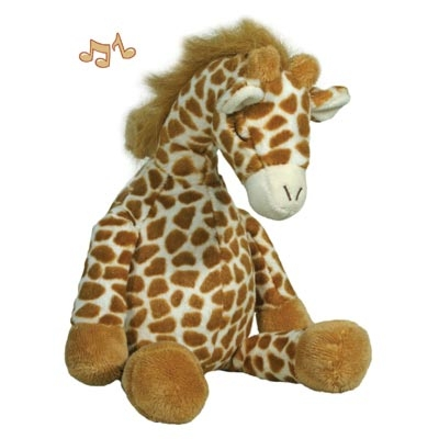 Gentle Giraffe On The Go™ Soothing Sounds