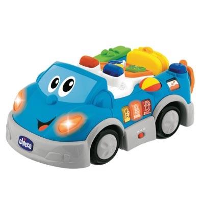 Talking Vacation Car