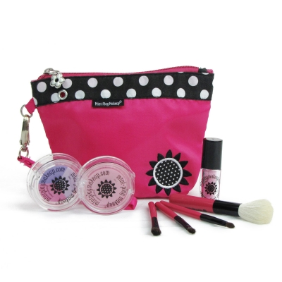 Mini-Clutch Purse Kit-Pink