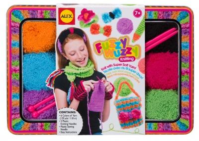 Fuzzy Wuzzy Knitting