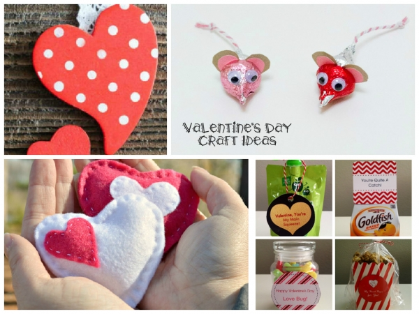 Kids Crafts Valentine S Day Craft Ideas Creative Child