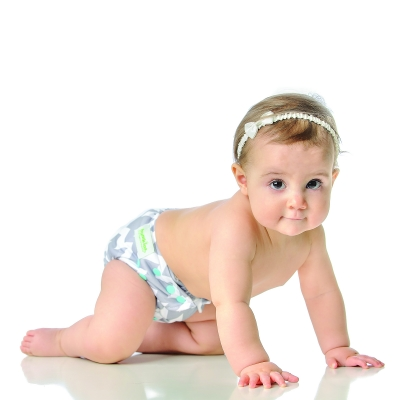 Snap-In-One Cloth Diaper