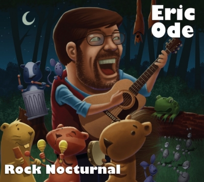 Eric Ode - Rock Nocturnal CD