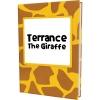 Terrance the Giraffe Personalized Book