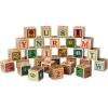 Simple ABC Blocks