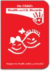 Child Health Passport (Red)