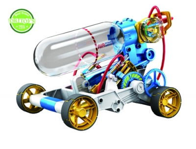 Robotikits-Air Power Racer Kit