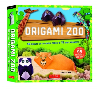 Activity Kits: Origami Zoo Kit