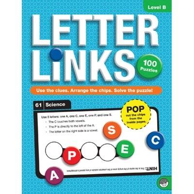 Letter Links Level A, B, C & D