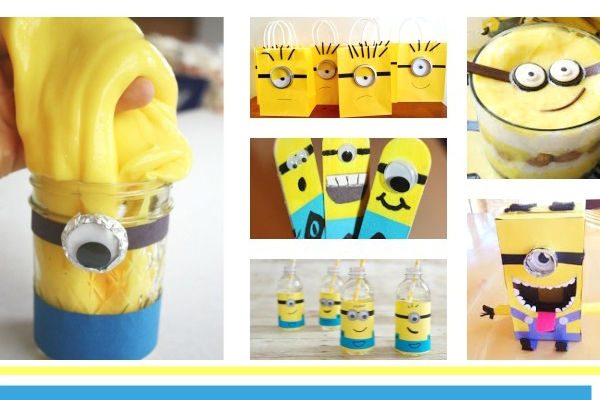 Minions crafts creative child making minions crafts will be loads of fun for your kids after all who doesnt love the minions these despicable me characters are some of our favorites solutioingenieria Gallery