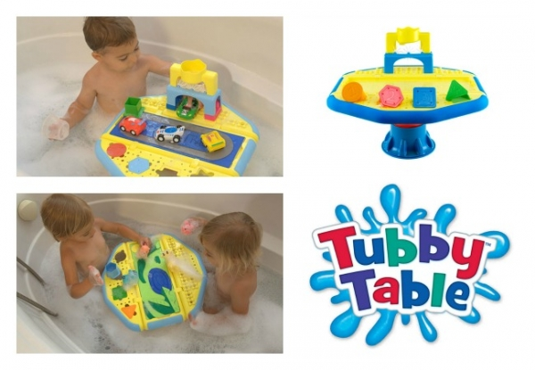 Tubby Table Toys